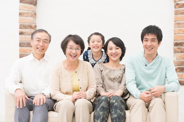 相続について家族で徐々に話し合っていくことがポイント