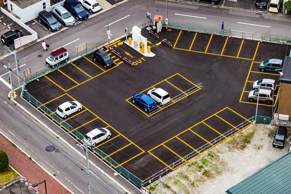 駐車場経営 駐車場イメージ