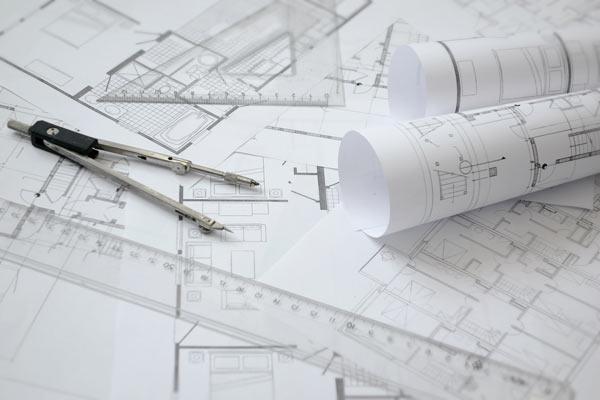 店舗付き住宅の新築にかかる費用 図面