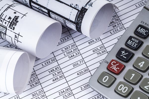 坪単価から算出するアパートの建築費総額