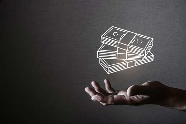 フルローンのデメリット・リスク 紙幣のイメージ